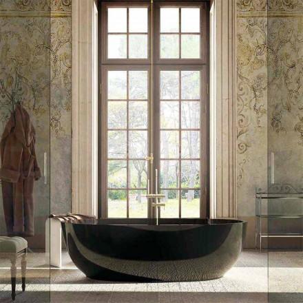 Cadă de baie modernă Fabriano cu design modern, făcută în Italia în proporție de 100%