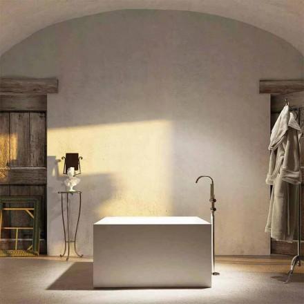 Cada de baie Argentera, piatră liberă, a produs 100% în Italia