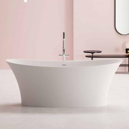 Design Free Cada de baie, Design în suprafață solidă - Uită-te