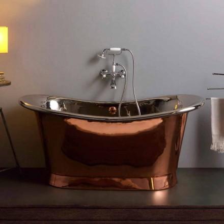 Design baie de sine statatoare nichel și cupru Angelica