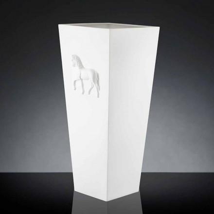 Vas de un design modern, cub 100% Made in Italy Cody