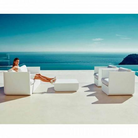Vondom Ulm cameră de zi în aer liber în aer liber, design modern
