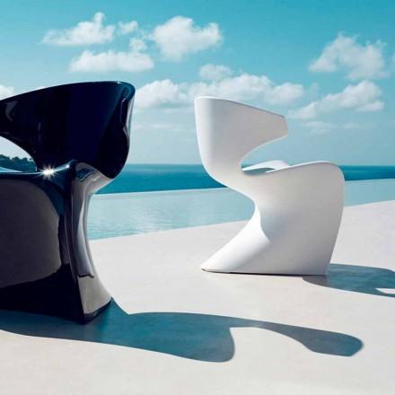 Vondom Wing scaun de grădină design din polietilenă L50xD56xH74 cm