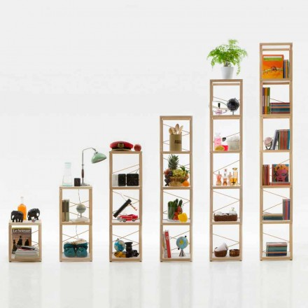 Design modular Biblioteca Zia Babel Towers