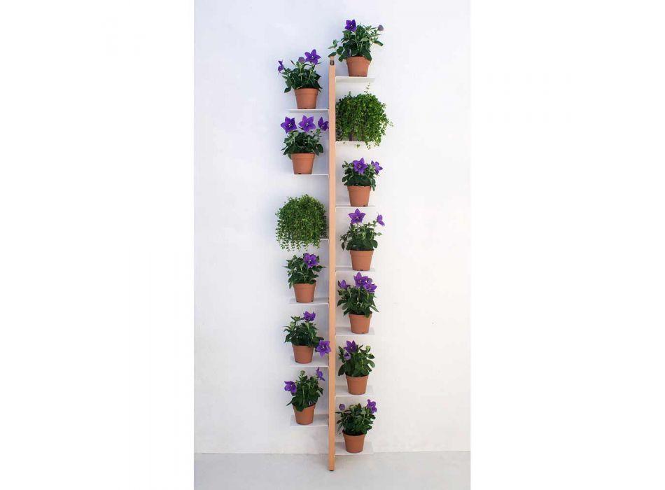 Aunt Flora Portavasi de pe Pământ fix de perete